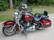Harley-davidson Road King 5800 miles